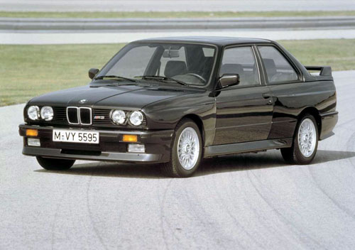 BMW M3 Evolution I e30