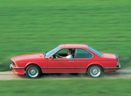 Bmw s rie 6 m635 csi e24 le guide des bmw for Interieur 635 csi
