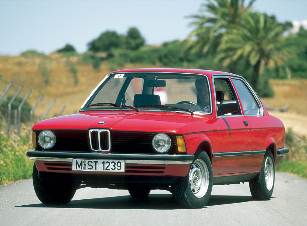 1975 BMW 315 E21 related infomation,specifications - WeiLi