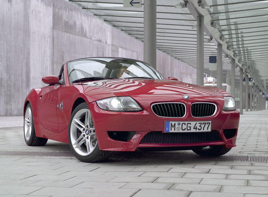 photo BMW-Z4 M ROADSTER 2006